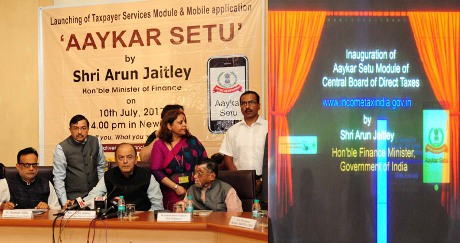 Union Government launches new tax payer service module Aaykar Setu