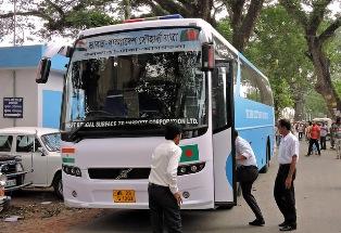 Kolkata-Dhaka-Agartala