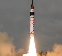 missile Agni-I