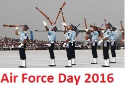 Air Force Day 2016