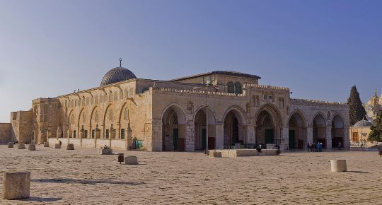 UAE and Jordan stress importance of immediate re-opening of Al Aqsa Mosque for worshippers