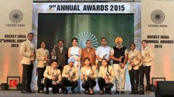 Hockey India 2nd Annual Awards