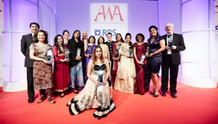Asian Women of Achievement Awards 2014