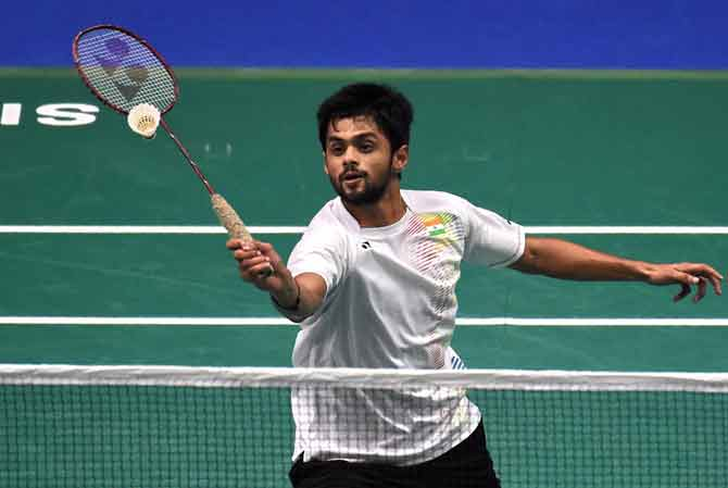 Sai Praneeth clinches 2017 Thailand Open Grand Prix Gold