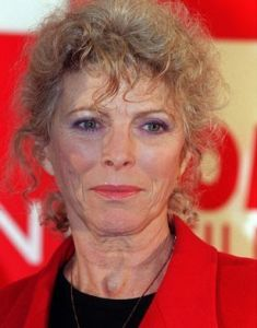 Actress Billie Whitelaw