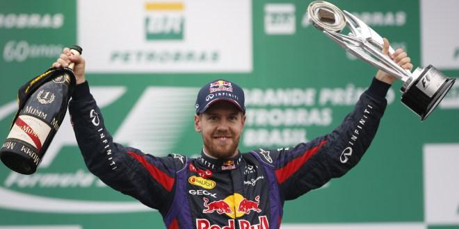 F1 Brazilian Grand Prix 2013
