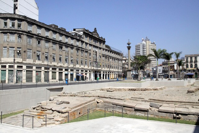 Brazil's Valongo Wharf Archaeological Site
