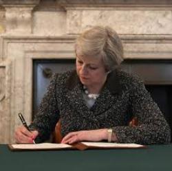 Brexit countdown begins, Brexit countdown begins