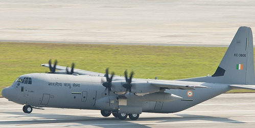 India And United States Signed A Deal For Six C 130j Super