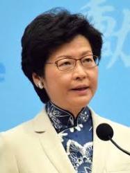 Carrie Lam Cheng Yuet-ngor sworn in as Chief Executive of Hong Kong
