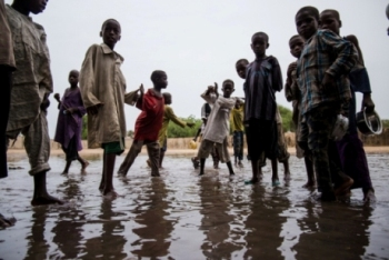 5.6 million children at risk of waterborne diseases as rainy season hits communities affected by Lake Chad crisis