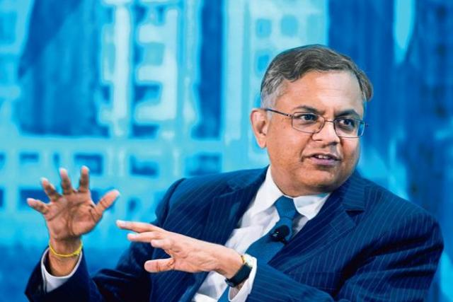 Chandrasekaran appointed Tata Sons chairman