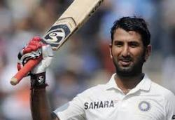 Cheteshwar Pujara plays India's longest innings