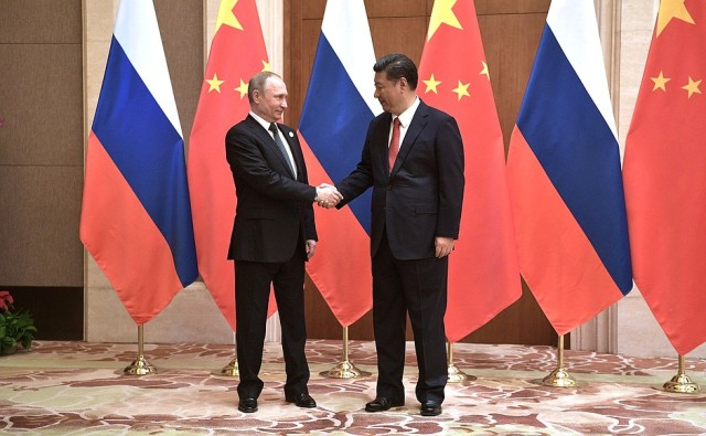 China's largest power project in Russia starts operation