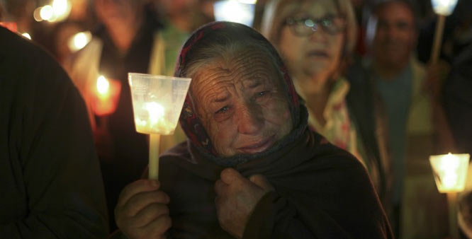 Copt Woman