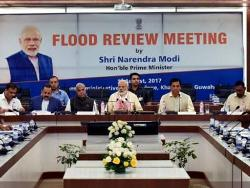 PM announces Rs 2,000 crore relief for Northeast floods =