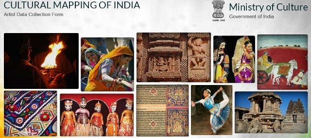 National Mission on Cultural Mapping of India launched=