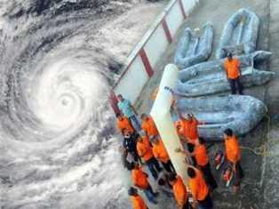 Cyclonic storm Hudhud