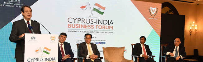 India and Cyprus agreements