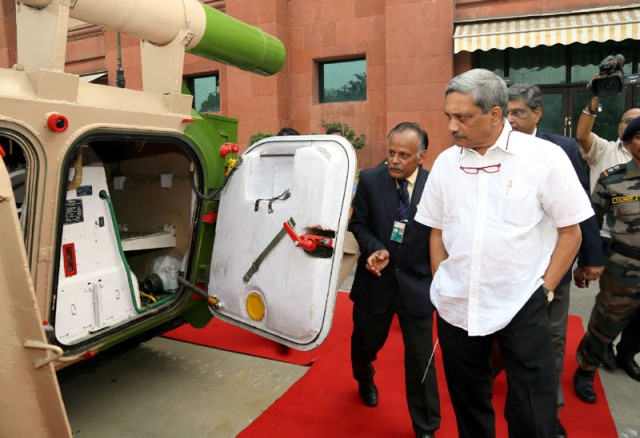 DRDO Indian Army products hand over