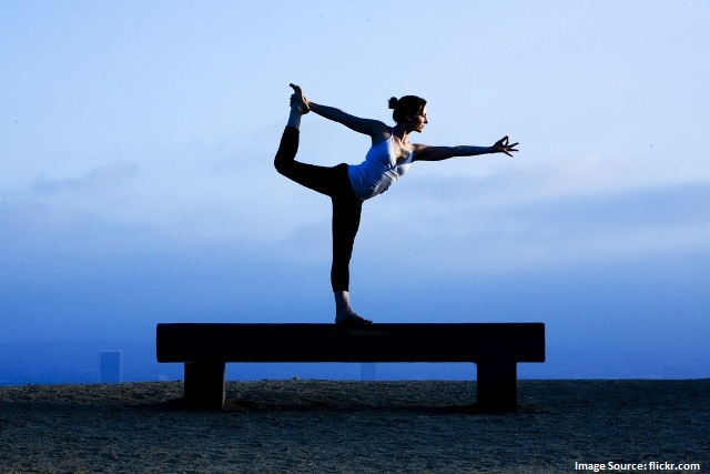 Natarajasana: The Dancer Pose