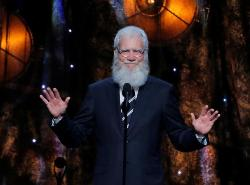 David Letterman wins Mark Twain Prize