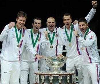Davis Cup title 2013