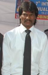 Dhanraj Pillay conferred with Bharat Gaurav