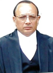 Justice Dhirendra Hiralal Waghela