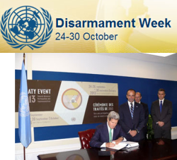 Disarmament Week