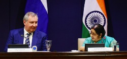 India, Russia to boost cooperation in nuclear energy & space