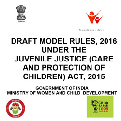 Draft Model Rules 2016
