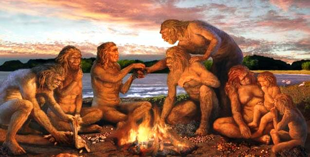 First human ancestors came from Europe