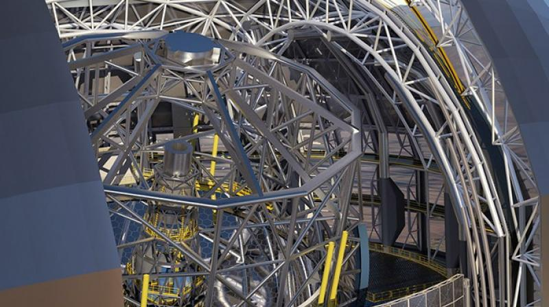 Construction begins on world's largest telescope in Chile