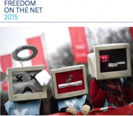 Freedom on the Net 2015