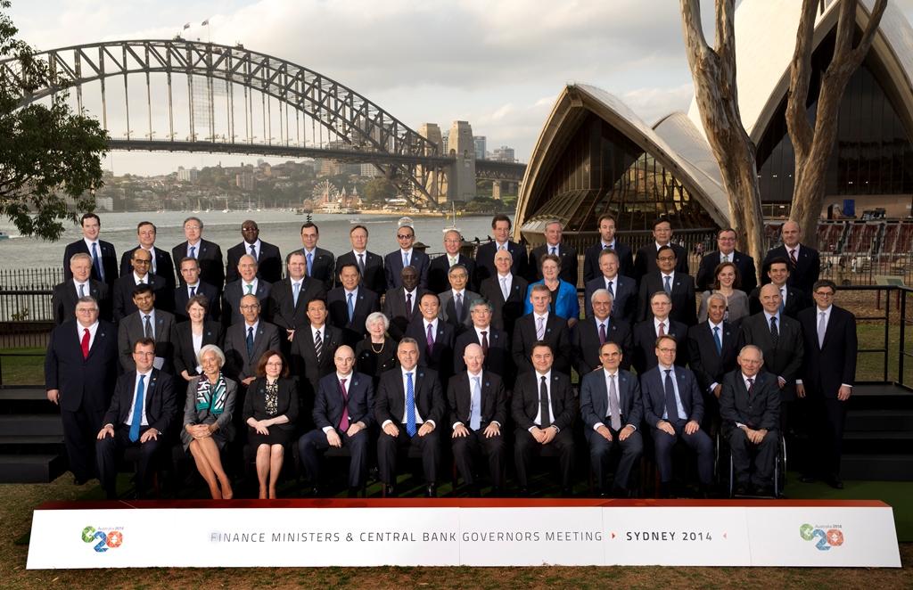 G-20 summit 2014