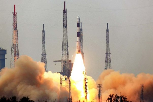 GSAT-18 successfully launched
