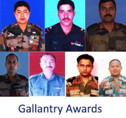 Gallantry Awards
