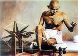 Charkha of Mahatma Gandhi