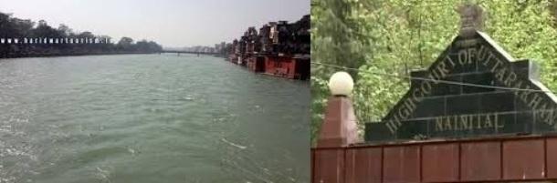 Uttarakhand HC accords human status to Ganga, Yamuna