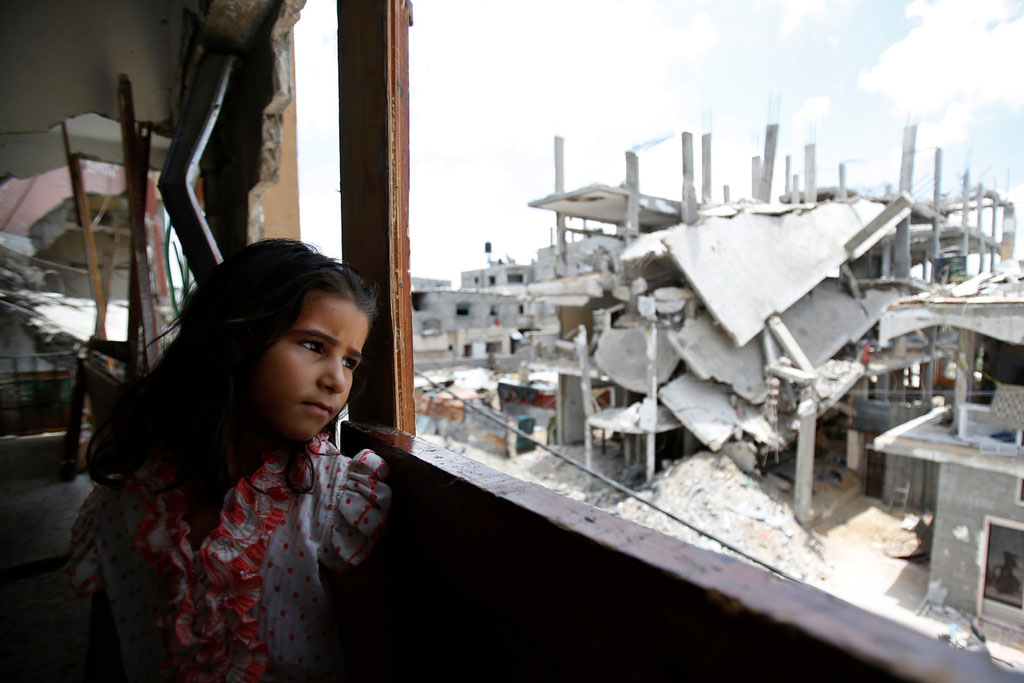Gaza's last power plant has gone offline, here's what you should know