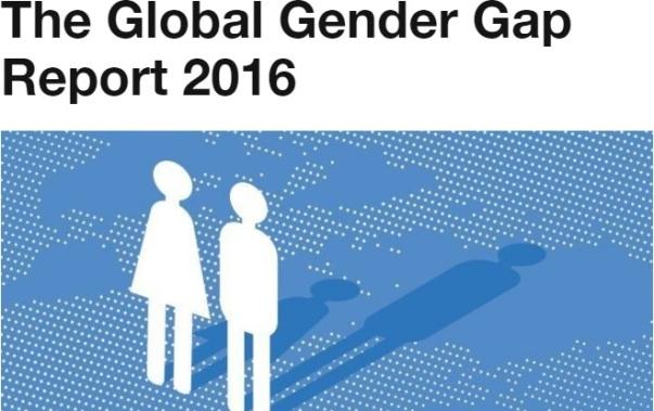 Global Gender Gap Report 2016