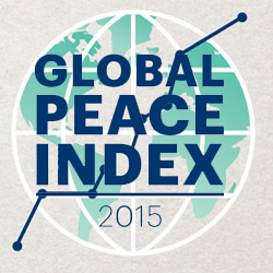 Global Peace Index (GPI) 2015