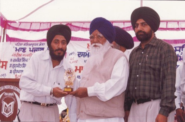 Gurdev Badal Passes Away