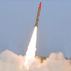 Hatf-II ballistic missile