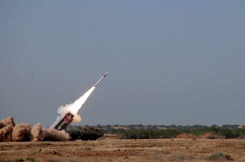 Hatf IX (Nasr) missile
