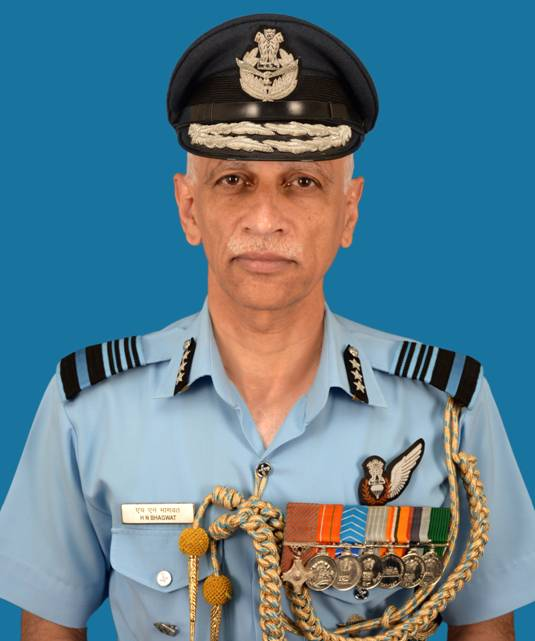 Air Marshal Hemant Narayan Bhagwat appointed Air Officer-in-charge Administration of Indian Air Force