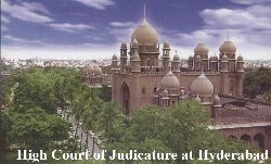 High Court of Judicature at Hyderabad