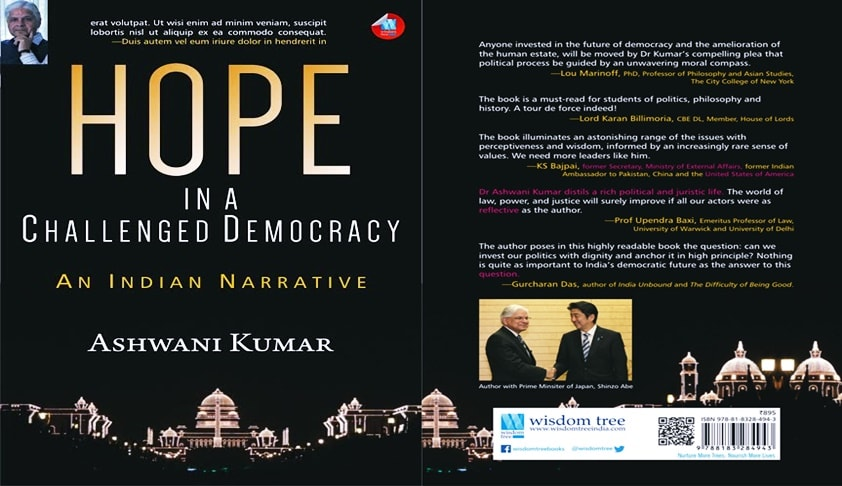 Hope in a Challenged Democracy