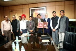 ICAR ICRISAT Agreement signed
